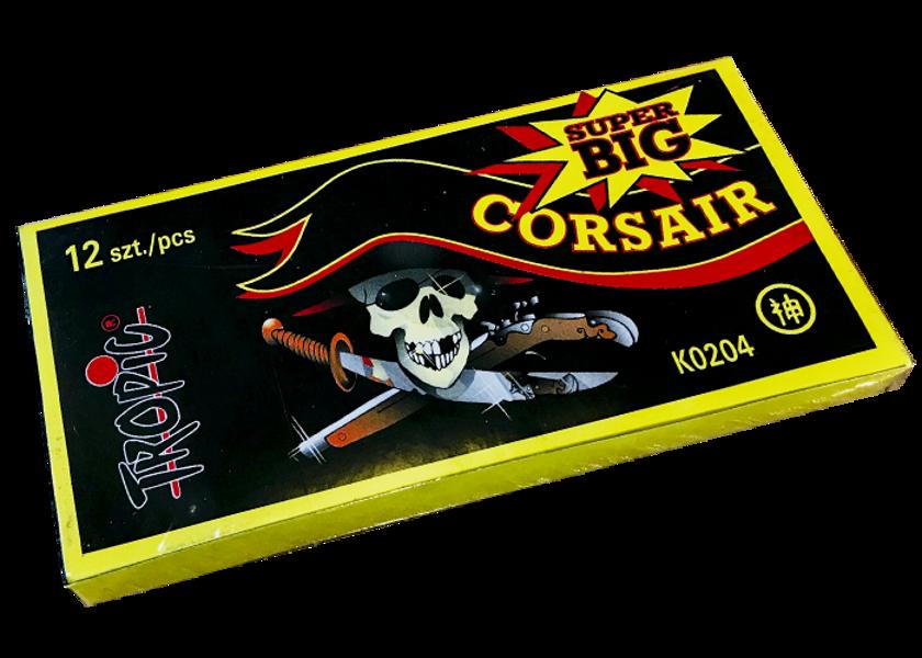 K0204 Corsair petardes 12gab.